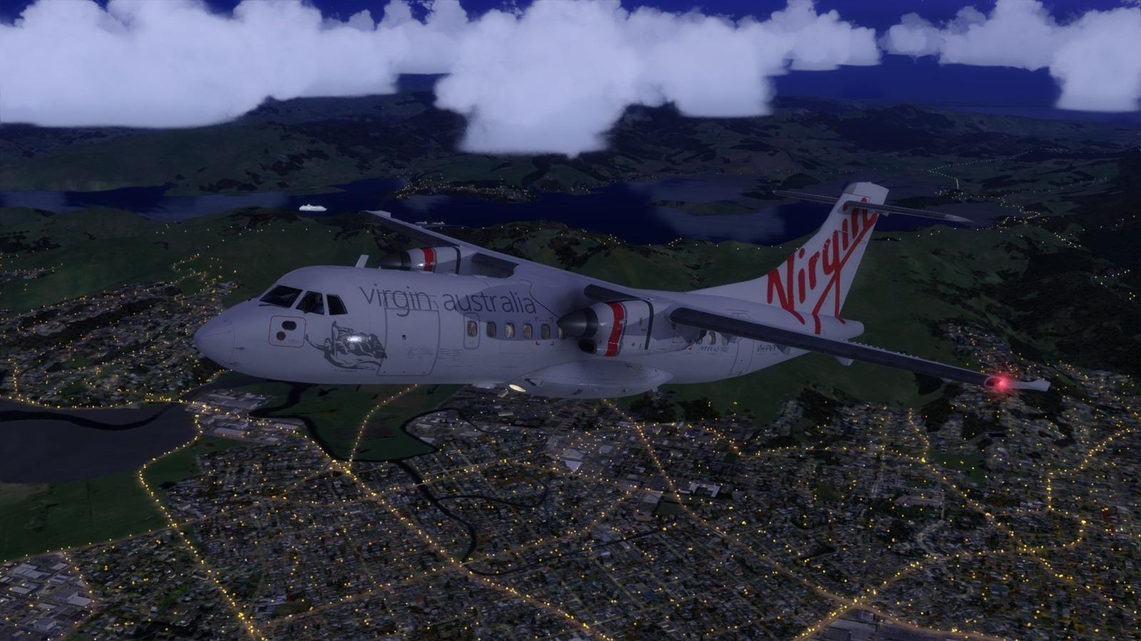ATR 42-500 von Carenado für FSX/P3D erschienen - Seite 2 - Flugzeuge